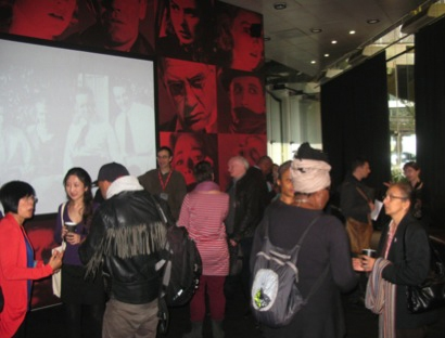 Diasporic Film Communities Event at the BFI, September 2012